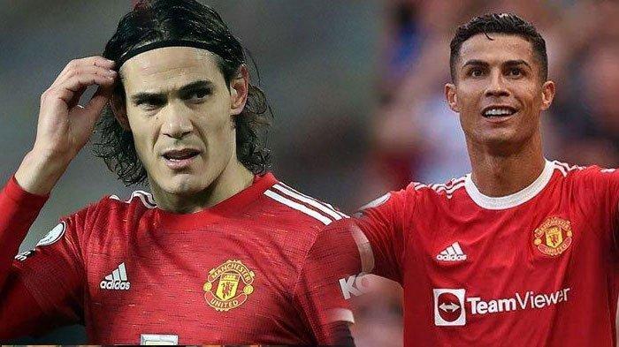 Nasib Edinson Cavani Usai Kedatangan Cristiano Ronaldo, Mending Tinggalkan Manchester United?
