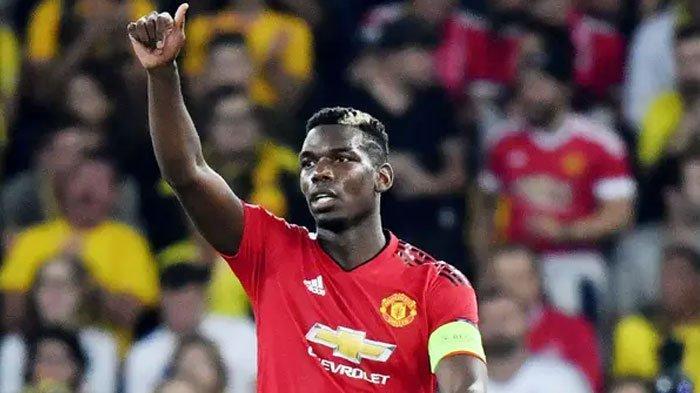 Pujian Setinggi Langit untuk Pogba Usai Manchester United Menang, Mampu Tutupi Rumor Tak Sedap