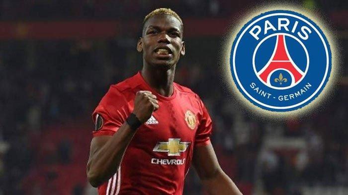 Peluang Paul Pogba Hengkang dari Manchester United Menuju PSG Bertabur Bintang, Mungkinkah?