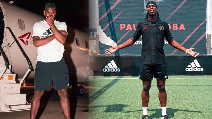 Paul Pogba Mulai Gerah di Manchester United, Inter Milan dan Juventus Sudah Siap Menampung