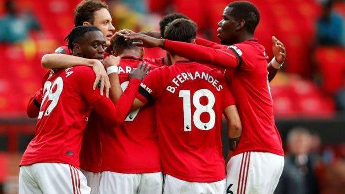 Klasemen Liga Inggris dan Hasil - Modal Gol Bunuh Diri, Manchester United Raih Tiga Poin