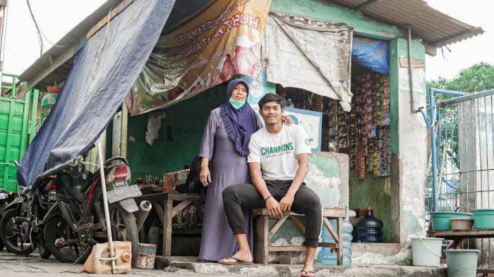 Perjalanan Karier Pemain Muda Persebaya Andhika Ramadhani, dari Penjaga Warkop hingga Lapangan Hijau