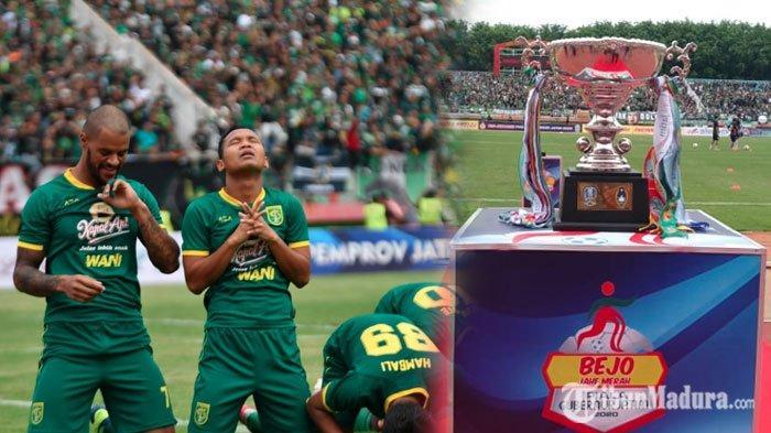 Persija Kalah 4-1, Persebaya Juarai Piala Gubernur Jatim, Permainan Berlangsung Sengit