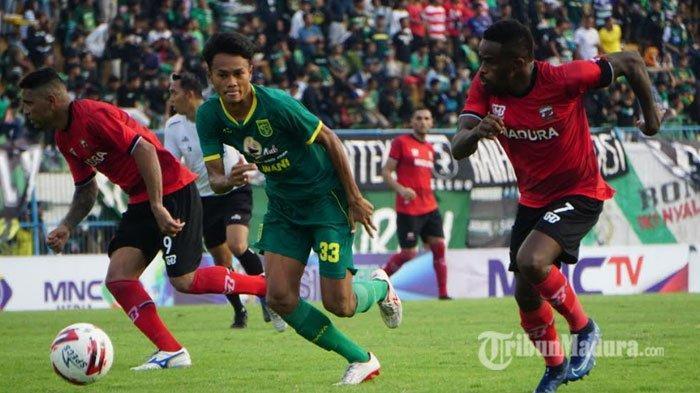 Langkah Berat Madura United di Piala Gubernur Jatim 2020 Usai Kalah dari Persebaya