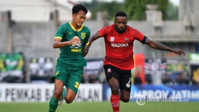 Bhayangkara FC Kalah dari Persik, Madura United Otomatis Maju ke Semifinal Piala Gubernur Jatim