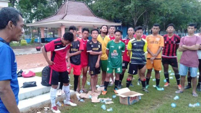 Liburkan Skuad Laskar Trunojoyo, Pelatih Persesa Sampang Minta Pemain Tetap Latihan Individu