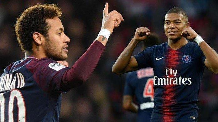 Level Neymar dan Mbappe Seharusnya Tak Berada di PSG, Mantan Pemain Liverpool Sebutkan Alasan