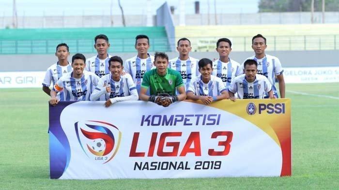 Nasib Pilu David Faristian, Pemain PSG Gresik asli Kota Pudak Kontraknya Diputus Manajemen Lewat WA