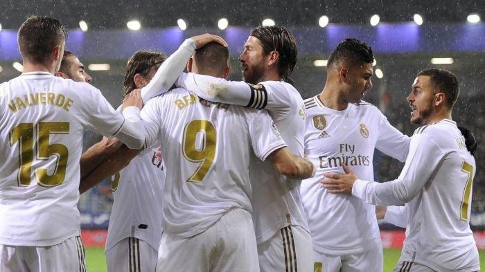 Skenario Real Madrid agar Bisa Lolos dari Fase Grup Liga Champions, Bergantung pada Inter Milan