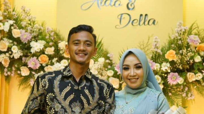 Pemain Madura United Aldo Maulidino Pinang Seorang Putri dari Satu Desa di Kabupaten Kediri