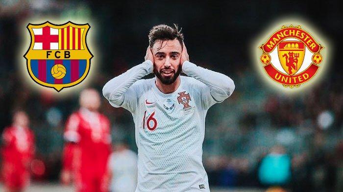 Manchester United Terancam Gigit Jari, Pemain Incarannya Akan Ditikung Barcelona, Begini Siasatnya