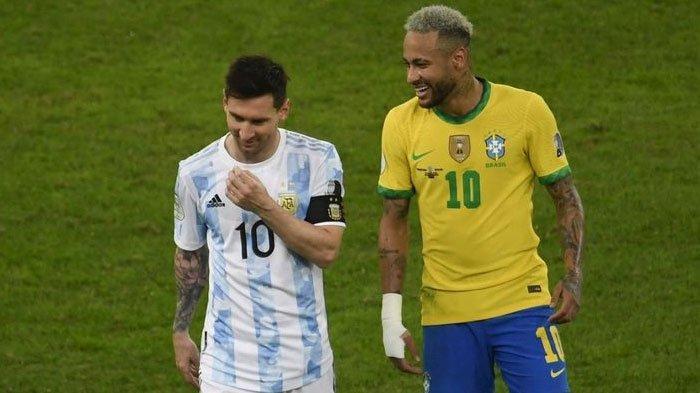 Cara Mudah Neymar Bisa Berteman dengan Lionel Messi Meski Punya Beda Karakter, Simak Bocorannya