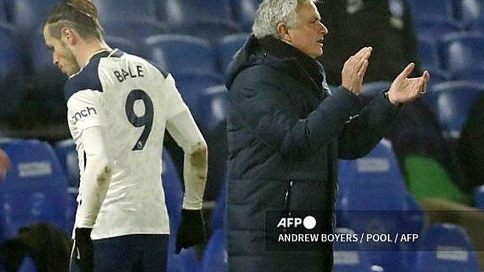 Tudingan Jose Mourinho ke Real Madrid Soal Bale yang 'Telat' Bersinar di Tottenham Hotspur
