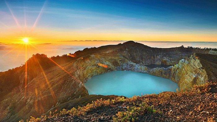 Indonesia Masuk Kategori 20 Negara Paling Indah, Ungguli Swiss Dan Finlandia