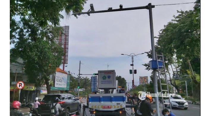 Tilang Elektronik di Sidoarjo Segera Diberlakukan, Kamera Pengawas Terpasang di 3 Titik Berikut