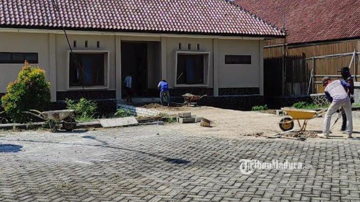 Pembangunan RS Darurat Sentra IKM Ponorogo Dikebut, Ditarget Rampung Pekan Depan
