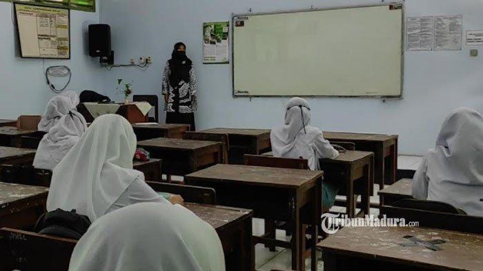 MKKS SMP Ponorogo Kecewa PTM Sekolah Ditutup, Singgung soal Tugas Guru Bukan hanya Mengajar Siswa