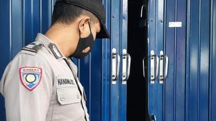 Ditinggal Pegawai Pulang, Konter HP di Kabupaten Blitar Dibobol Maling, Pemilik Merugi Ratusan Juta