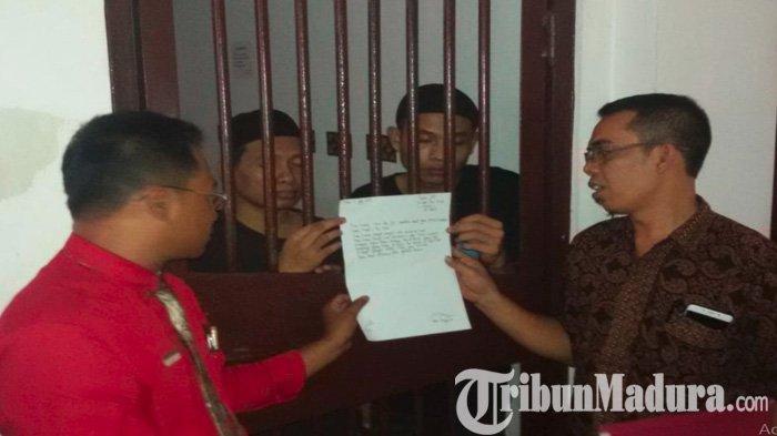 Dua Tersangka Pembunuh Budi Hartanto Guru Honorer Dimutilasi Tulis Surat Minta Maaf, Begini Isinya
