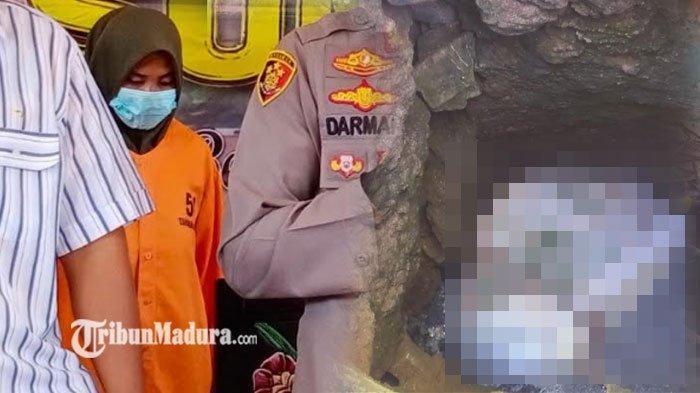 Karung hingga Sumur Tua Jadi Saksi Bisu Pembunuhan Selfi Bocah 4 Tahun oleh Ibu Muda di Sumenep