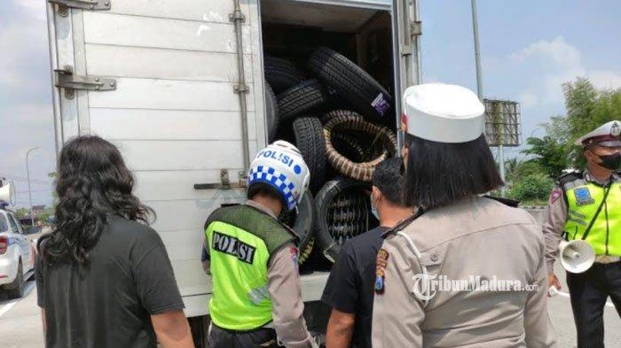 Penyekatan di Madiun Mulai Diterapkan, Ada Tiga Titik Pos Penyekatan, Termasuk Exit Tol Dumpil