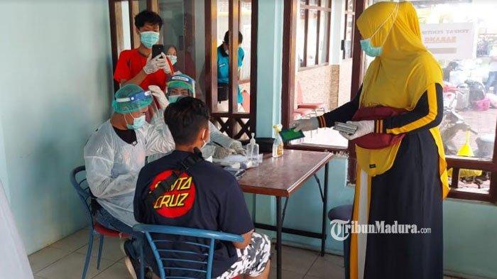 5 Pekerja Migran yang Pulang ke Trenggalek Positif Covid-19, Diduga Terpapar di Tempat Karantina