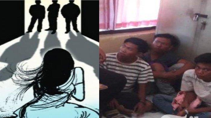 Sempoyongan Pulang ke Rumah, Gadis Muda Madura Sehari Semalam Diperkosa 6 Pemuda saat Lagi Tak Sadar