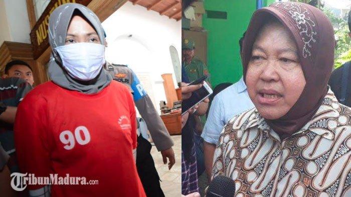 Usai Memaafkan Penghina Dirinya, Risma Minta Warga Surabaya Juga Ikut Memaafkan