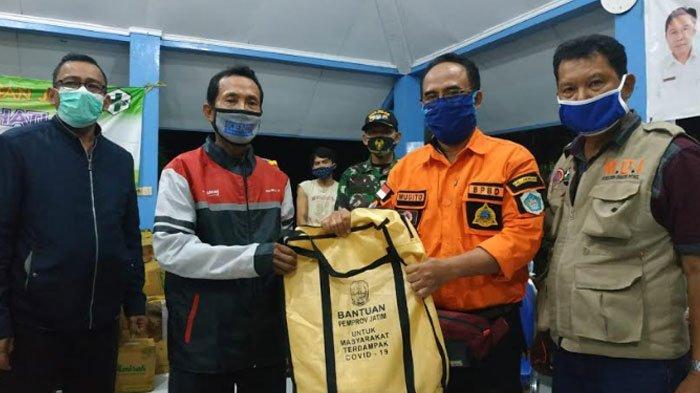 Respon CepatGubernurKhofifah soal Banjir di Lamongan, Kirim Paket Sembako untuk Warga Terdampak