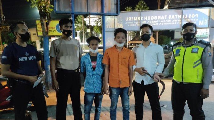 Simpan Celurit di Jok Sepeda, Pemuda di Sampang Ini Berurusan dengan Polisi, Akui Untuk Jaga Diri