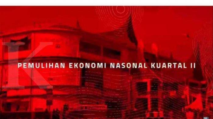 Perekonomian Nasional Mulai Tunjukkan Pemulihan, Serapan PEN Terus Didorong