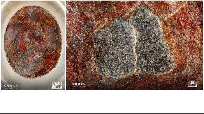 Menilik Lebih Dekat Hajar Aswad, Intip Foto-Foto Terbaru Batu Surga yang Bisa Dilihat Sangat Jelas