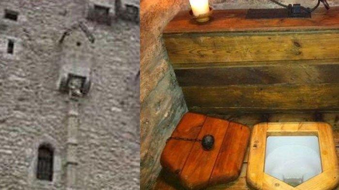 Viral di Twitter, Penampakan Toilet Bangsawan Kuno, Cara Kerjanya Bikin Warganet Tak Habis Pikir