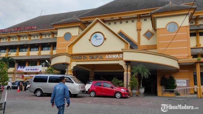 Ruang Isolasi RS Saiful Anwar Malang Penuh, 83 Bed Terisi Pasien Covid 19, IGD Masih Terima Pasien