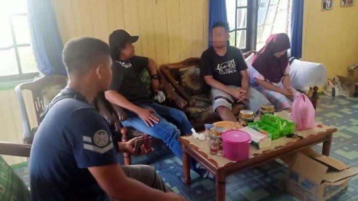 Kronologi Gilang 'Bungkus' Pelaku Fetish Kain Jarik Ditangkap di Kalimantan, Pasrah Tanpa Perlawanan