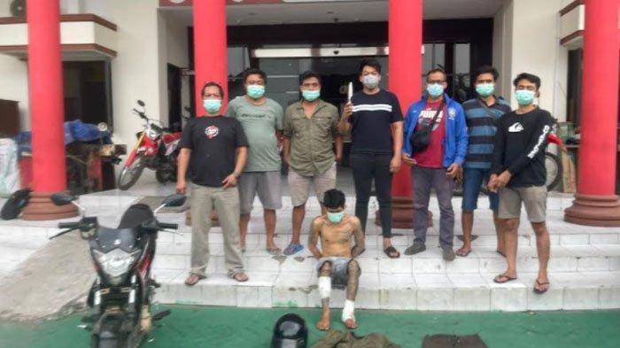 Emak-Emak Jadi Targetnya, Bandit Jalanan di Surabaya ini Dikenal Sadis, Tak Segan Melukai Korbannya
