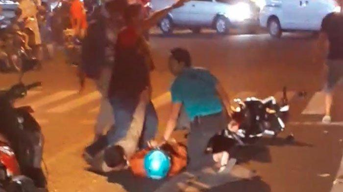 Tiga Begal Sadis di Kota Pasuruan Ditangkap, Diwarnai Aksi Kejar-Kejaran dan Tembakan Peringatan