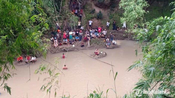 Lokasi Judi Sabung Ayam Digerebek Polisi, Pelaku Lari Semburat sampai Ada yang Tenggelam di Sungai