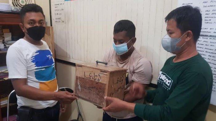 Petani di Pamekasan Curi Kotak Amal Masjid, Sempat Melarikan Diri setelah Tertangkap Basah Takmir