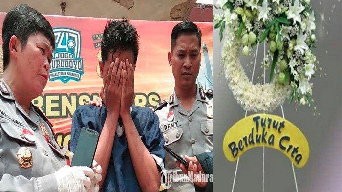 Polisi Surabaya Meninggal, Pria ini Malah Satroni Rumahnya saat Banyak Polisi, Alasannya Bikin Gemas