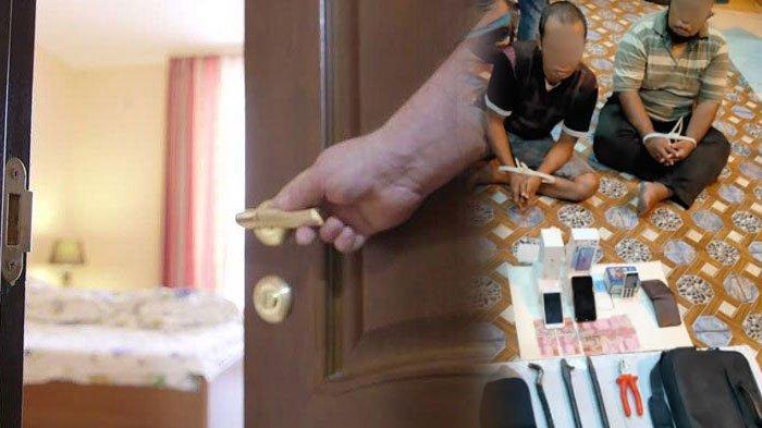 Kronologi Ditinggal Salat Tarawih, Pintu Belakang Dirusak, Rumah ASN Tulungagung Diacak-Acak Maling