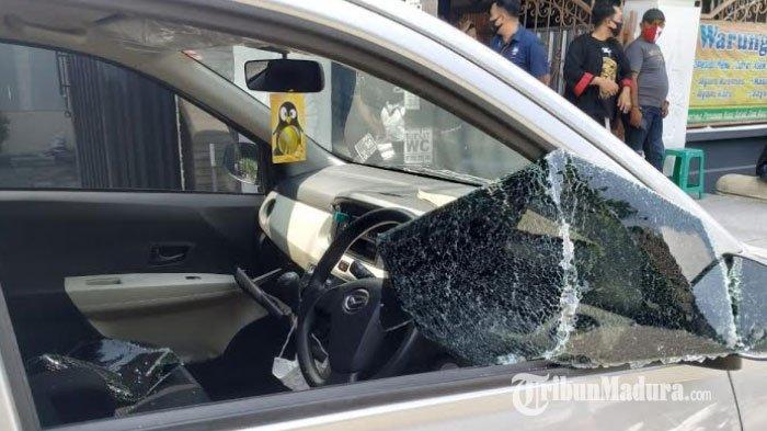 Modus Perampokan Pecah Kaca Mobil di Ponorogo, Pelaku Gondol Rp 170 Juta Saat Korban Makan Siang