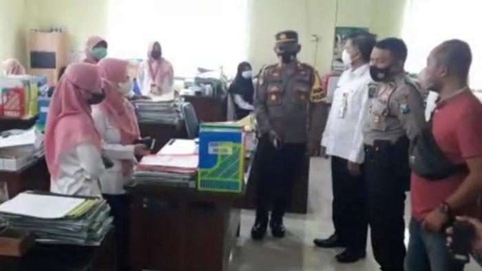 Kasus Pencurian di Kantor Diskoperindag Tuban, Rekaman CCTV Ungkap Modus Pelaku, Ini Dugaan Polisi