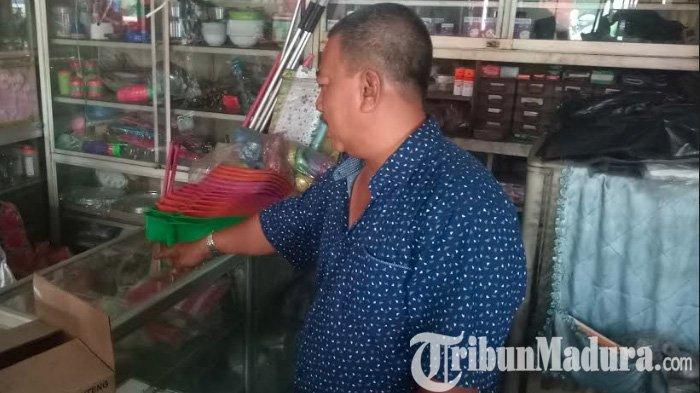 Incar Uang Hasil Penjualan Toko Tas di Surabaya, Sumilah Pura-pura Beli Ransel Lalu Beraksi