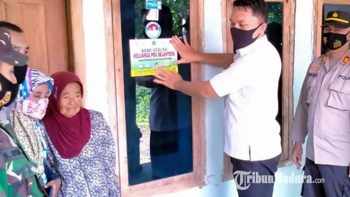300 Lebih KPM PKH di Pamekasan Memilih Mundur Setelah Rumahnya Ditempeli Stiker Penerima Bansos