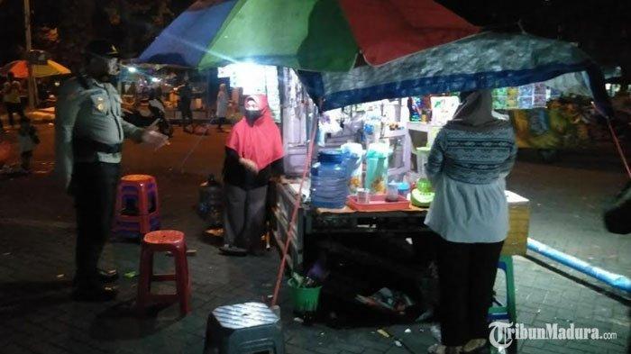Malam Tahun Baru di Bangkalan, Tak Ada Kerumunan Massa, Jam Malam Berlaku hingga 8 Januari 2021