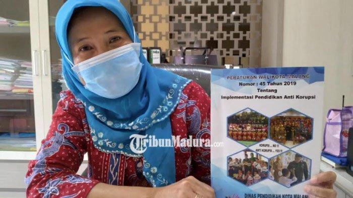 KPK Tagih Perwal Pendidikan Anti Korupsi Diaplikasikan Di Pembelajaran