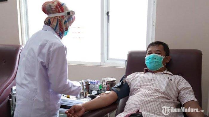 Para Pendonor Darah di Jember Bisa Dapat Paket Sembako hingga Masker Gratis selama Bulan Ramadan