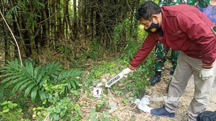 Semerbak Bau Anyir dari Semak-Semak Jalan Kampung, Warga Kaget Lihat Ada Bayi Berselimut Merah Muda