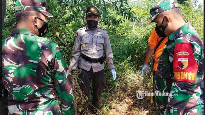 Gundukan Tanah Berisi Mayat Bayi Ditemukan di Tempat Pemakaman Situbondo, Korban Diduga Hasil Aborsi